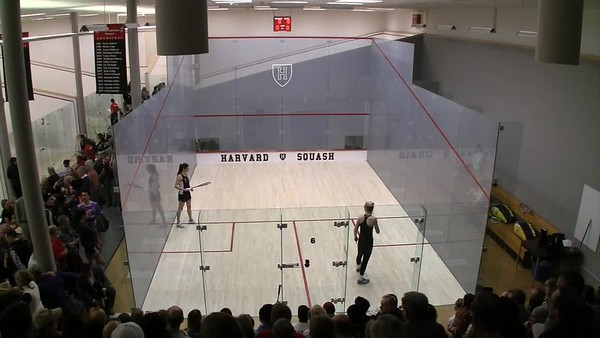 2018-02-18 Kayley Leonard (Harvard) and Julia Le Coq (Trinity) Games 1-2