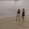 2018 WCSA Team Championships: Esther Baek (Williams) and Tara Arya (Virgina)