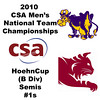 2010 Men's National Team Championships - Hoehn Cup, #1s: Kush Mahan (Bates) and Ethan Buchsbaum (Williams)