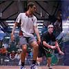 2013 College Squash Individual Championships: Todd Harrity (Princeton) and Ahmed Abdel Khalek (Bates)