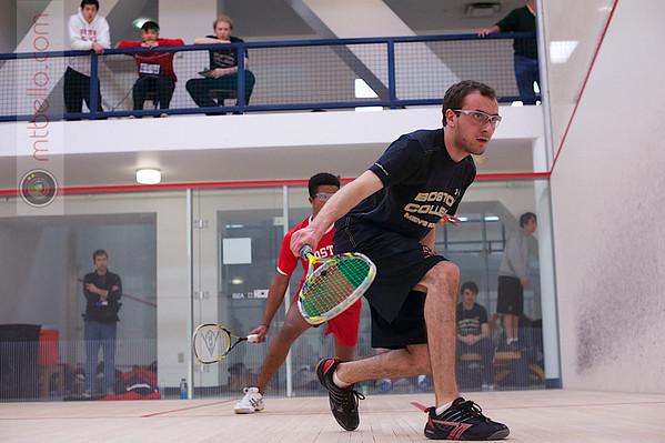 2013 Men's National Team Championships: Andrew Labadini (Boston College) and Paulo Da Moura (Boston University)