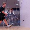 2012 NESCAC Championships: Barrett Takesian (Bowdoin) and Daniel Sneed (Wesleyan)