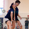 2013 Smith College Invitational: Catrina Gotuaco (Cal Berkeley) and Eunice Zhao (Smith College)