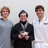 2013 Men's National Team Championships: Eileen Hawthorn and Charleston