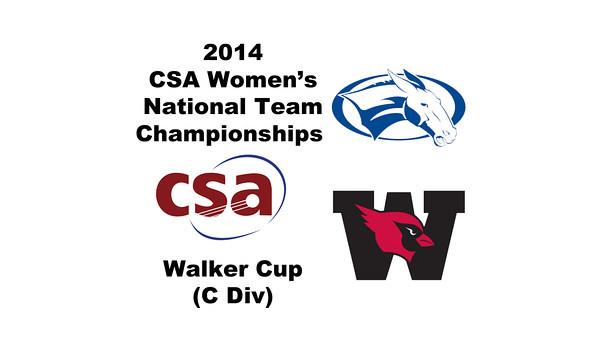 a15 2014 WCSATC Wesleyan Colby 6s WC