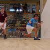 Jamie Pellechi (Colgate) and Andrew Meleney (Tufts)
