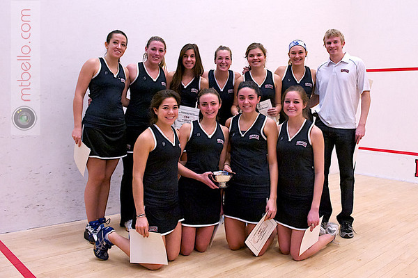 2012 Women's National Team Championships (Howe Cup): Colgate University