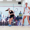 2011 Wesleyan Round Robin: Suzanne Michalak (Brown) and Ashley Crutchfield (Conn)