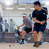 2011 Wesleyan Round Robin: Tucker Bryan (Brown) and Jeremy Wong (Conn)
