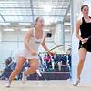 2011 Wesleyan Round Robin: Alexandra White (Brown) and Allie Hibbs (Conn)