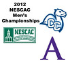 2012 NESCAC Men's Championships: #1s - Caleb Garza (Conn College) and Scott Desantis (Amherst)