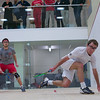 2012 Men's College Squash Association National Team Championships: Richard Dodd (Yale) and Thomas Spettigue (Cornell)