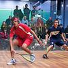 2012 Cornell at Trinity: Miled Zarazua (Trinity) and Aditiya Jagtap (Cornell)
