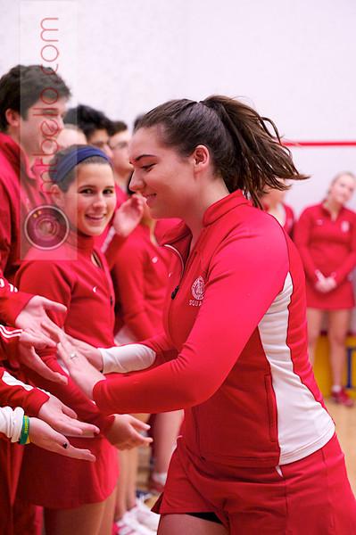 2012 Cornell at Trinity: Kristin Scillia (Cornell)