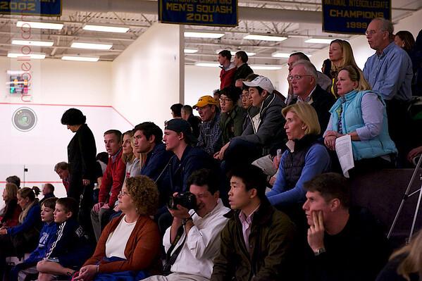 2012 Cornell at Trinity: Crowd
