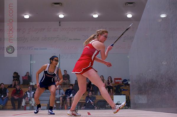 2013 Women's National Team Championships: Nabilla Ariffin (Penn) and Danielle Letourneau (Cornell)