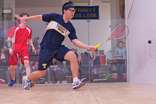 2012 Cornell at Trinity:  Bryan Keating (Cornell) and Elroy Leong (Trinity)