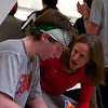 2013 Men's National Team Championships: Owen Butler (Cornell) and Julee Devoy