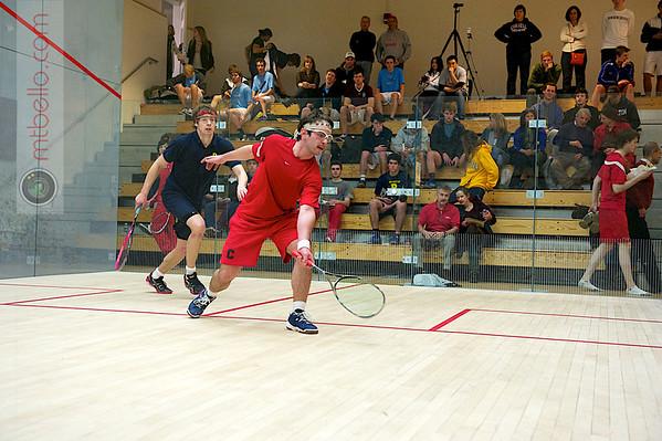 Alex Domenick (Cornell) and William Newnham (Rochester)