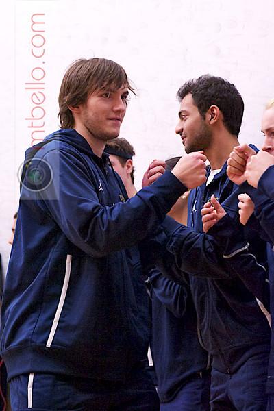 2012 Cornell at Trinity: Reinhold Hergeth (Trinity)