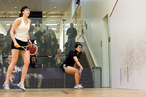 Pamela Chua (Stanford) and Valeria Wiens (Dartmouth)