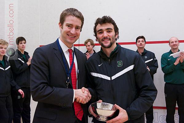 2013 Men's National Team Championships: Christopher Hanson (Dartmouth)