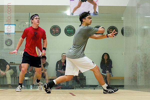Dan Greenberg (Penn) and Nick Sisodia (Dartmouth)