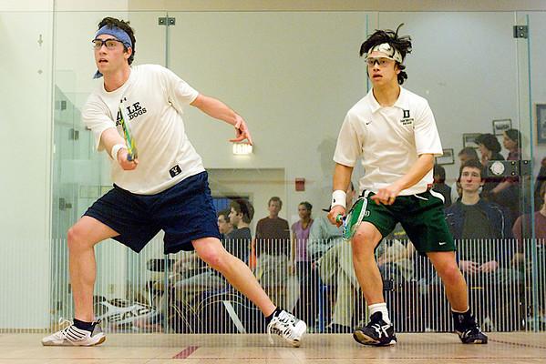 Nicholas Sisodia (Dartmouth) and Todd Ruth (Yale)
