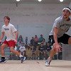 Chris Hanson (Dartmouth) and Thomas Mattsson (Penn)  - 2011 Ivy League Scrimmages