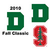 2010 Dartmouth Fall Classic: Christopher Jung (Dartmouth) and Christopher Baldock (Stanford)
