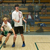 Chris Baldock (Stanford) and Christopher Jung (Dartmouth)