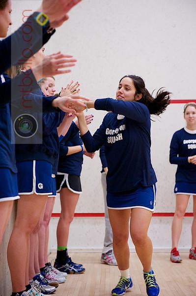 2013 Women's National Team Championships: Katia DaSilva (Georgetown)