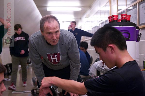 2012 Men's College Squash Association National Team Championships: Mike Way (Harvard)
