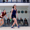 Millie Tomlinson (Yale) and  Laura Gemmell (Harvard)  - 2011 Ivy League Scrimmages