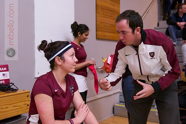 2012 Women's National Team Championships (Howe Cup): Amanda Sobhy (Harvard)