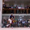 2012 College Squash Individual Championships: Ali Farag (Harvard) and Vikram Malhotra (Trinity)