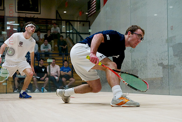 Richard Dodd (Yale) and Gary Power (Harvard)  - 2011 Ivy League Scrimmages