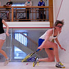 2013 Pioneer Valley Invitational: Laura Gemmell (Harvard) and Amanda Thorman (Hamilton)