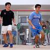 2012 Ivy League Scrimmages: Kyul Rhee (Columbia) and Nigel Koh (Harvard)
