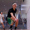 2013 College Squash Individual Championships: Ali Farag (Harvard) and Andres Duany (Rochester)