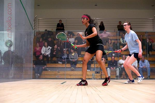 Millie Tomlinson (Yale) and Nirasha Guruge (Harvard)