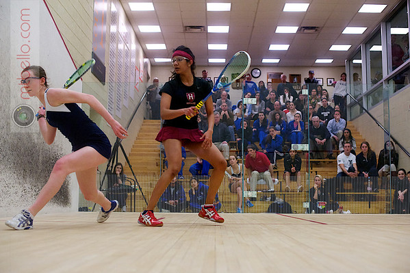 Millie Tomlinson (Yale) and Nirasha Gurgu (Harvard)