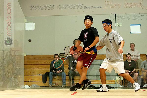 Kenneth Chan (Yale) and Richard Hill (Harvard)