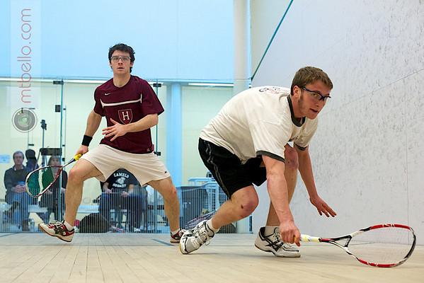 Thomas Mullaney (Harvard) and Adrian Leanza (Brown)
