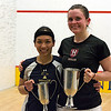 Jo-Ann Jee (Trinity) and Katherine O'Donnell (Harvard)