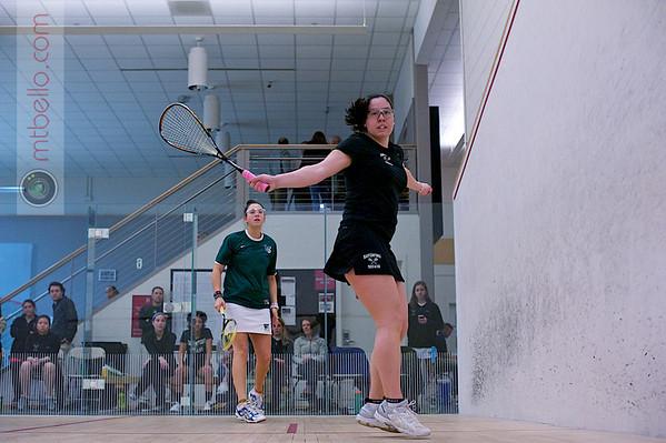 2012 Women's National Team Championships (Howe Cup): Cassandre Burke (William Smith) and Kira Jones (Haverford)