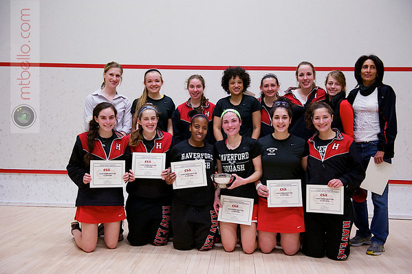 2013 Women's National Team Championships: Haverford