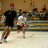 Alex Spiliotes (Haverford) and Joshua Ko (Boston College)