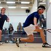 2011 Wesleyan Round Robin: Daniel Pelaez (Hobart) and Nathan Li (Johns Hopkins)
