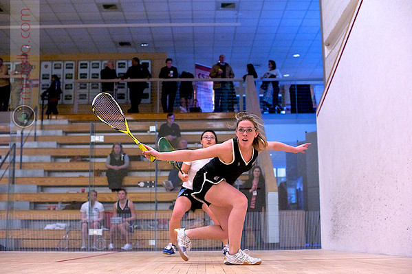 2012 Women's National Team Championships (Howe Cup): Courtney Burke (Colgate) and Dorothy Kim (Johns Hopkins)